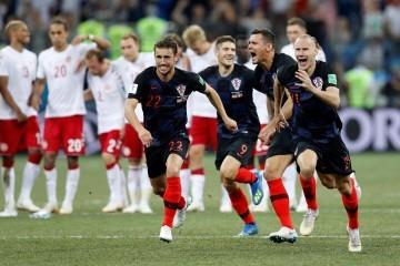Hrvatska u četvrtfinalu! Subašić junak, Rakitić zabio odlučujući penal