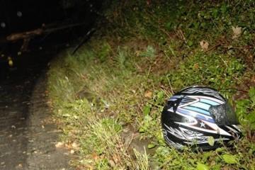 Motociklist sletio s ceste, preminuo na mjestu nesreće