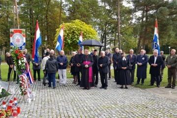 Prisjećanje na nevine žrtve Drugog svjetskog rata u Mariboru