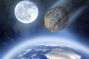 Asteroid koji bi mogao uništiti ljudsku rasu na putu je prema Zemlji