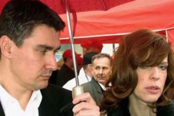 SDP-ova europarlamentarka štiti Perkovića: Majka Biljane Borzan bila tajnica osječke UDBA-e