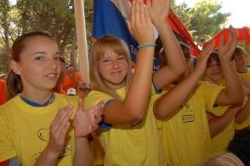 Susret djece hrvatskih branitelja u Savudriji