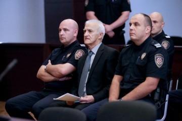 Suđenje Vasiljkoviću: Napad na Jukinac i Glinu trajao cijeli dan