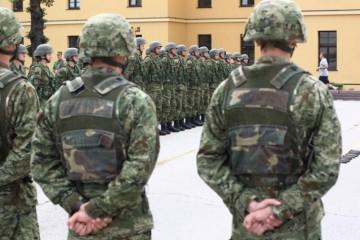 HSP AS traži hitno uvođenje obveznog vojnog roka