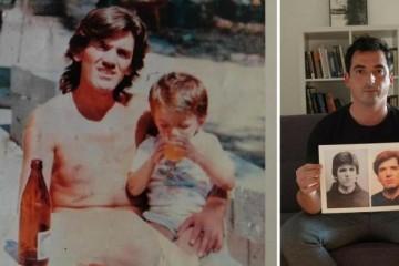 Silna tuga: 'Moj tata je volio Hrvatsku, ali ju nije doživio'…VIDEO…