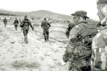 Hrvatske snage napreduju prema Obrovcu i Benkovcu – 24. siječnja