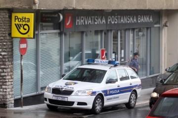 Pala banda: U pljačkama banaka i pošta ukrali više od 3 milijuna kuna!