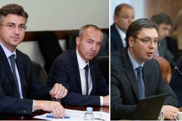 Plenković odgovorio Vučiću: 'Gotovina je usmjeren na mir'