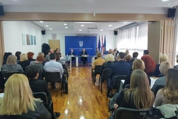 Održan sastanak s ciljem što kvalitetnije implementacije novog Zakona