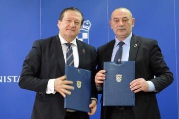 Ministarstvo hrvatskih branitelja i Sveučilište u Zagrebu sklopili sporazum o suradnji