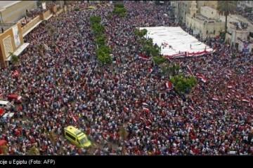 Vojska prijeti intervencijom, Egipat pred novom revolucijom?