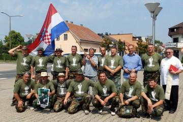 Branitelji hodočasnici: Vukovar nikad nećemo zaboraviti!