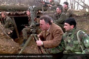 Likvidacija na Miljevačkom platou: arkanovcu pet godina zatvora manje - jer se kaje za ubojstva civila?!