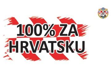 """100% za Hrvatsku Vas poziva na otvorenje izložbe """" LIKOVNA KOLONIJA POD ŠATOROM SAVSKA 66 """""""
