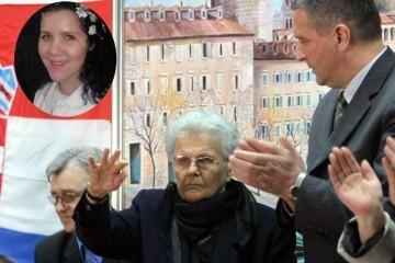 """Pjesmu """"Kad si bila četiri svoja sina"""" Branka Mlinar posvetila Kati Šoljić"""