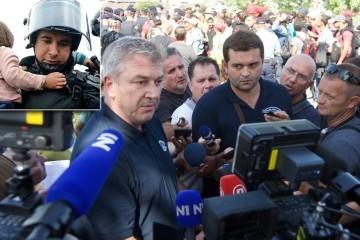 Sindikat krim policije napao Ostojića: Slanje policajaca u Mađarsku nedopustivo