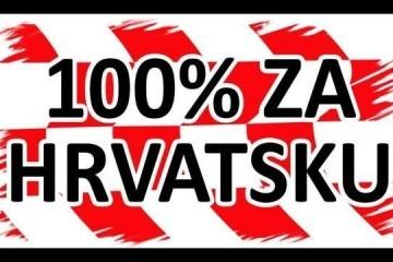 Izaslanstvo 100% za Hrvatsku na Mirogoju odati će počast poginulim hrvatskim braniteljima
