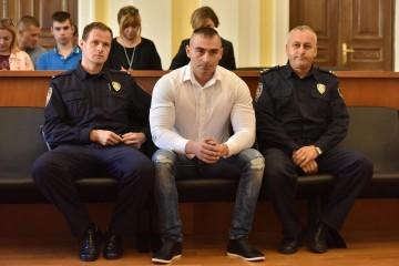"""Darko Kovačević """"Daruvarac"""" u petak bi mogao izaći na slobodu"""