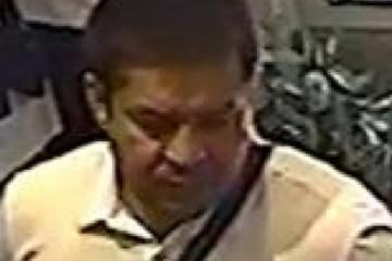 Prepoznajete li ovog muškarca koji je ukrao novac?