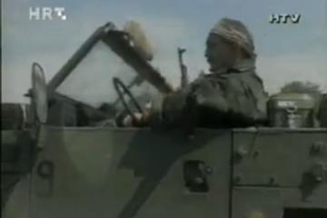 IN MEMORIAM: Damir Pavlić Hulk, bojovnik 1. gardijske brigade, ponos i dika Tigrova