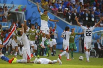 Kostarika pobijedila Italiju i izbacila Englesku sa Svjetskog prvenstva!