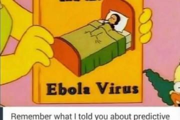 NOVA TEORIJA ZAVJERE: Simpsoni su predvidjeli epidemiju ebole? (VIDEO)