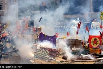 Policija upala na Taksim, krenuo obračun s prosvjednicima!