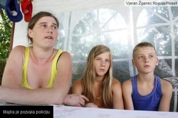 Spas iz rijeke: Brat i sestra su nekoliko sati plutali na splavi