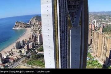 VIDEO U neboder visok 47 katova zaboravili ugraditi lift