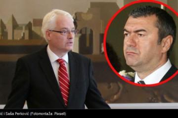 Josipović: Ne pada mi na kraj pameti smjena Saše Perkovića