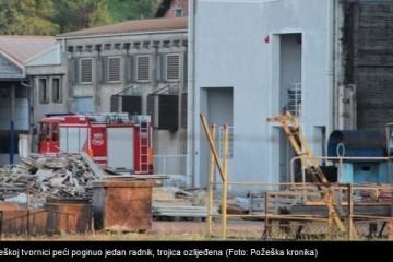 Forenzičari istražuju uzrok tragične nesreće u Požegi
