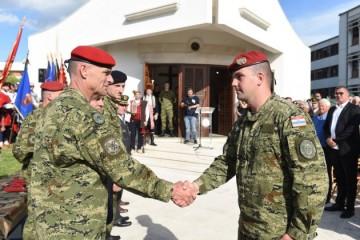 NOVO: POGLEDAJTE FOTO I VIDEO SA PROSLAVE 28. obljetnice 4.gardijske Brigade i Bojne Pauci u Splitu