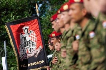 Obilježena 27 godišnjica osnutka 113. šibenske brigade