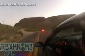 Pogledajte kako je prošao vozač koji je BMW-om izletio s litice
