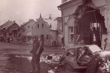 6. prosinca 1991. - Oslobođen Lipik
