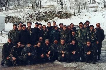 22. listopada 1991. osnovana 128. brigada HV  'Sveti Vid'