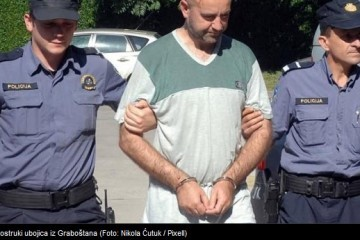 Policajcu ubojici određen istražni zatvor