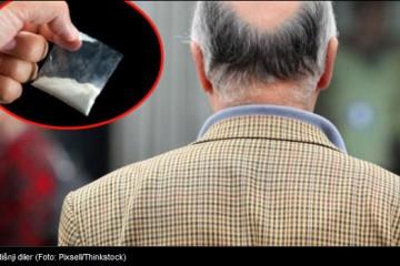 Zagreb: Pao 70-godišnji diler, našli mu kokain, vagu i 1000 eura
