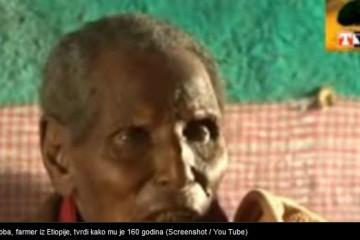 VIDEO Stručnjaci provjeravaju: Ovaj čovjek tvrdi da ima 160 godina!