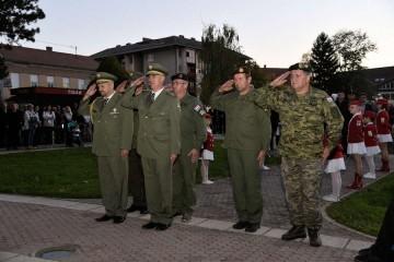 Obilježena 26. obljetnica ustroja 132. brigade HV Našice - Orahovica