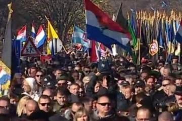 VIDEO: Kolona sjećanja - Vukovar, 18.11.2017.