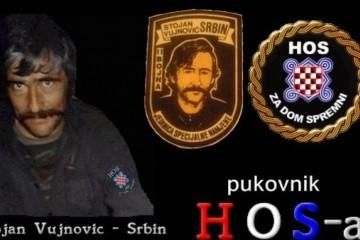 "Zaboravljeni heroj VITEZ STOJAN VUJNOVIĆ-""SRBIN""!"