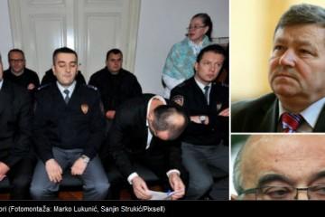 Slučaj Grubori: Danas bi trebali svjedočiti generali Markač i Čermak
