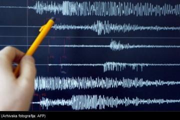 Dva potresa pogodila zadarsko područje