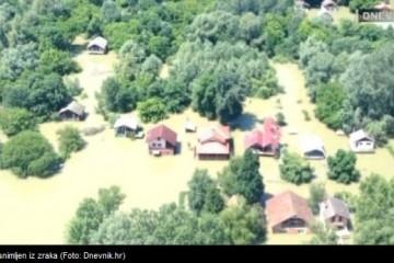 Stigao vrhunac vodenog vala, poplavljena područja obići će i predsjednik Ivo Josipović