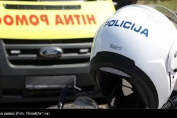 Varaždin: Vozačica poginula pri slijetanju s ceste