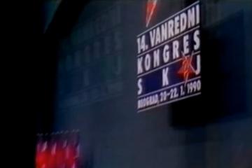 14. kongres Saveza komunista – početak kraja Jugoslavije