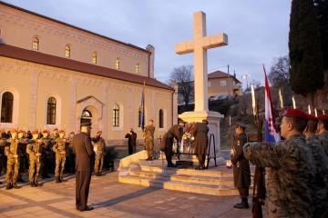 U Drnišu obilježena 25. godišnjica osnivanja 142. brigade
