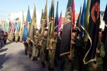 Vukovi trče maraton od Otočca do Gospića u čast poginulih kolega