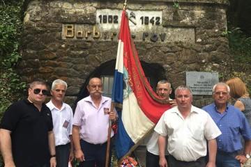 HUDA JAMA: Obilježena 70. obljetnica stradavanja hrvatskog i slovenskog naroda